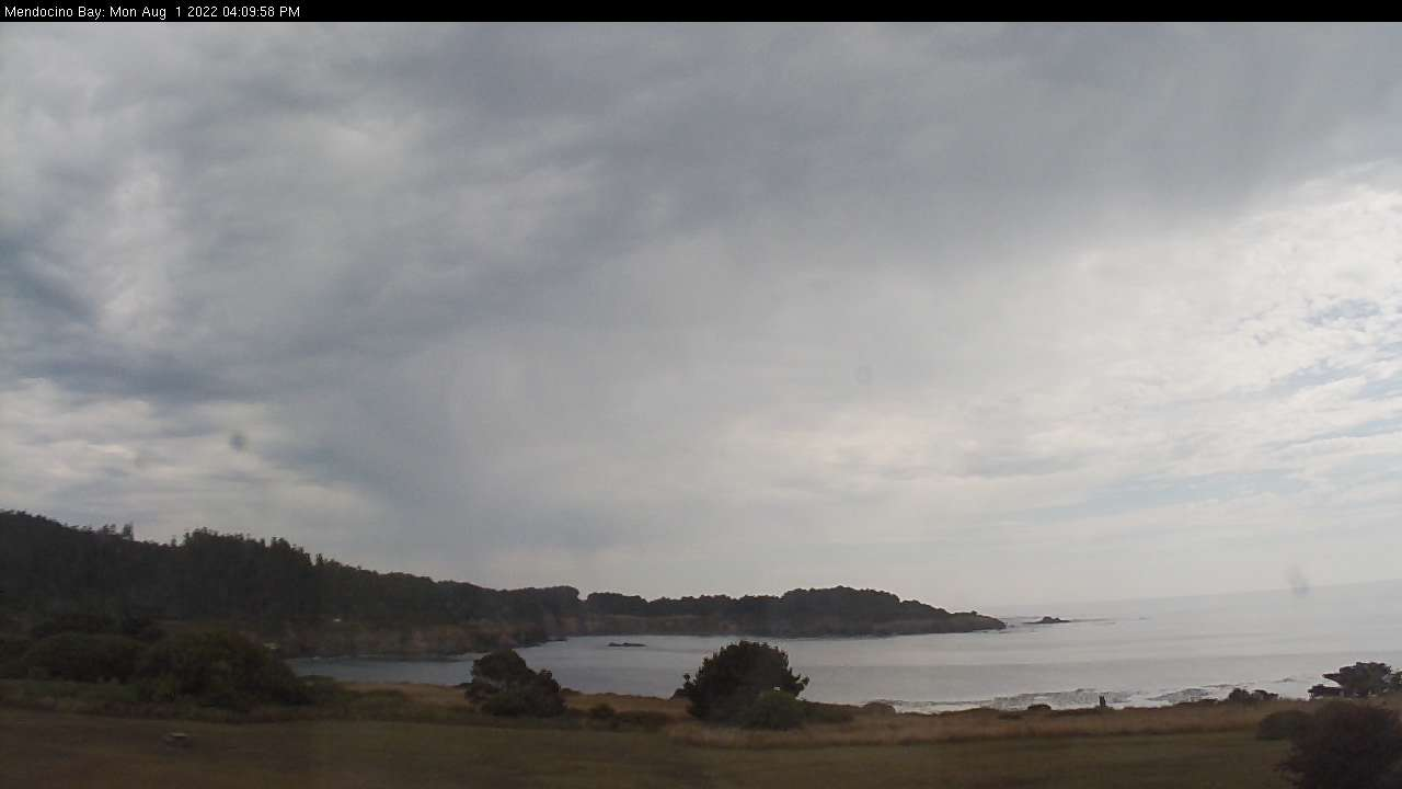 Current Mendocino Weather